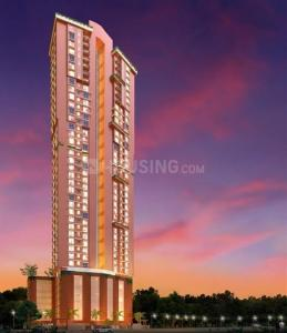 Gallery Cover Image of 1050 Sq.ft 2 BHK Apartment for buy in Palan Gagangiri Elanza, Mulund East for 22000000