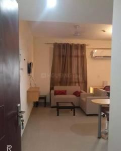 Gallery Cover Image of 400 Sq.ft 1 BHK Apartment for rent in Omicron I Greater Noida for 10000