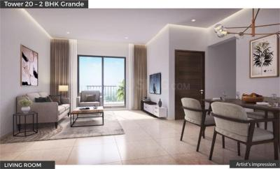 Gallery Cover Image of 820 Sq.ft 2 BHK Apartment for buy in Puraniks Abitante Fiore Phase 2A, Bavdhan for 6400000