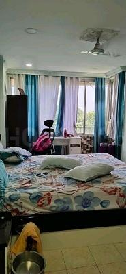 Bedroom Image of 500 Sq.ft 2 BHK Apartment for rent in Bandra West for 125000