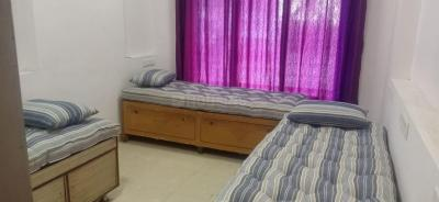 Bedroom Image of No Brokerage No Service Charges PG For Female in Kandivali East