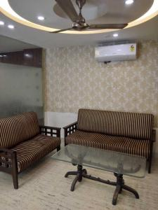 Gallery Cover Image of 598 Sq.ft 1 BHK Independent Floor for rent in Lajpat Nagar for 24500