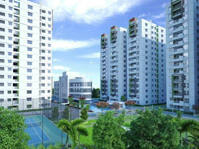 Gallery Cover Image of 1262 Sq.ft 2 BHK Apartment for buy in Gachibowli for 8800000