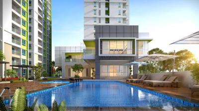 Gallery Cover Image of 1051 Sq.ft 2 BHK Apartment for buy in RWD Grand Corridor, Vanagaram  for 5780500