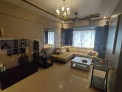 Gallery Cover Image of 1600 Sq.ft 3 BHK Apartment for rent in Tharwani Heritage, Kharghar for 33000