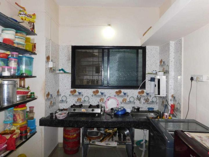 Kitchen Image of PG 4040689 Pimple Saudagar in Pimple Saudagar