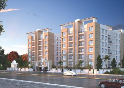 Gallery Cover Image of 550 Sq.ft 1 BHK Apartment for buy in Somatane for 1750000