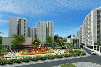 Gallery Cover Image of 800 Sq.ft 2 BHK Apartment for buy in Lancor Lumina 2020, Moolakazhani for 3064000