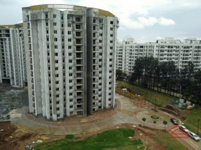 Gallery Cover Image of 1330 Sq.ft 2 BHK Apartment for buy in Whitefield for 10200000