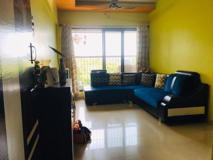 Living Room Image of 800 Sq.ft 2 BHK Apartment for rent in Vasai West for 14000