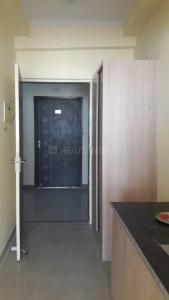 नोएडा एक्सटेंशन  में 2500000  खरीदें  के लिए 580 Sq.ft 1 BHK अपार्टमेंट के किचन  की तस्वीर