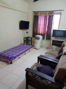 Gallery Cover Image of 475 Sq.ft 1 BHK Apartment for rent in Andheri East for 29000