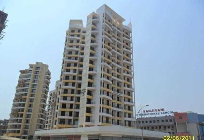 Gallery Cover Image of 1260 Sq.ft 2 BHK Apartment for buy in Kharghar for 11500000