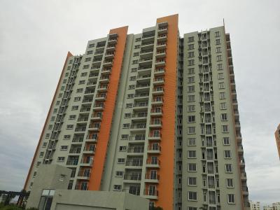 Gallery Cover Image of 600 Sq.ft 1 BHK Apartment for buy in Pragnya Eden Park, Siruseri for 3400000