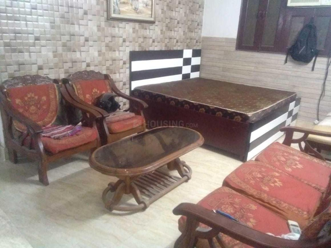 Living Room Image of 850 Sq.ft 2 BHK Independent House for rent in Vaishali for 15000