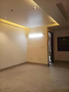 Gallery Cover Image of 1300 Sq.ft 3 BHK Independent Floor for rent in Chhattarpur for 16500