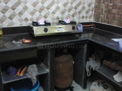 जड़ावपुर में अन्नपूर्णा में किचन की तस्वीर