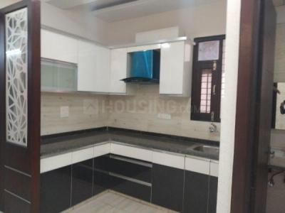 Gallery Cover Image of 1000 Sq.ft 2 BHK Independent Floor for rent in Niti Khand for 15000