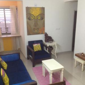 Gallery Cover Image of 960 Sq.ft 2 BHK Apartment for rent in Savvy Strata, Sarkhej- Okaf for 25000