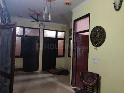 Gallery Cover Image of 891 Sq.ft 3 BHK Independent Floor for rent in Anangpur Village for 15000