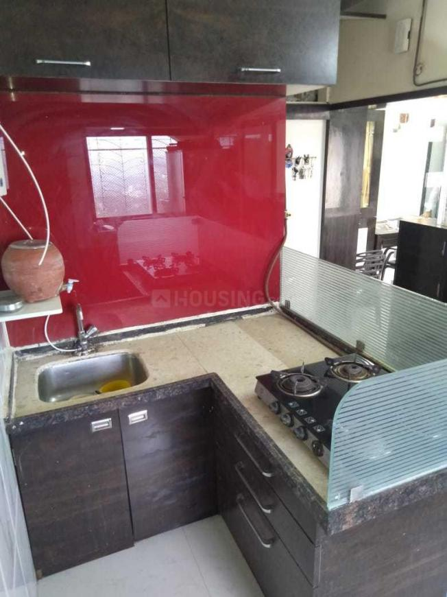 Kitchen Image of 1100 Sq.ft 2 BHK Apartment for rent in Kandivali East for 37000