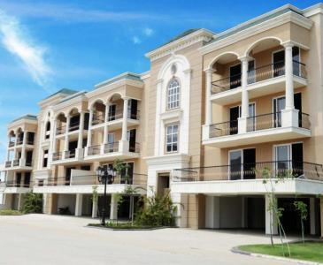 Gallery Cover Image of 1596 Sq.ft 3 BHK Independent Floor for buy in Omaxe Celestia Royal, New Chandigarh for 6500000