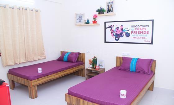 Bedroom Image of Colive Sunrise in Marathahalli
