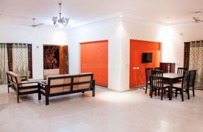 Dining Room Image of PG 4642228 Marathahalli in Marathahalli
