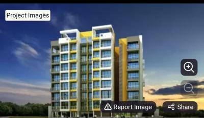 Gallery Cover Image of 1010 Sq.ft 2 BHK Apartment for buy in Radha Residency, Ulwe for 7200000