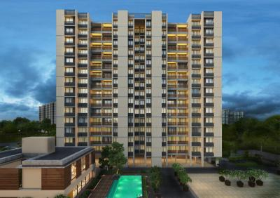 Gallery Cover Image of 2415 Sq.ft 4 BHK Apartment for buy in Sheetal Westpark, Vastrapur for 14400000
