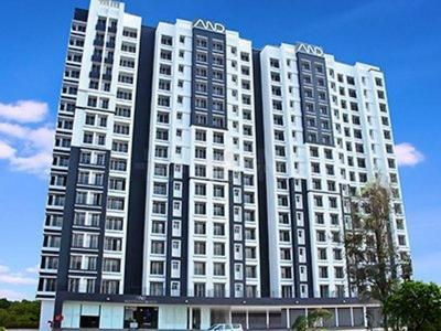 Gallery Cover Image of 650 Sq.ft 1 BHK Apartment for buy in Gharivali Village for 4700000
