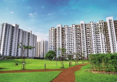 Gallery Cover Image of 918 Sq.ft 2 BHK Apartment for rent in Lodha Casa Bella Gold, Palava Phase 1 Nilje Gaon for 14000