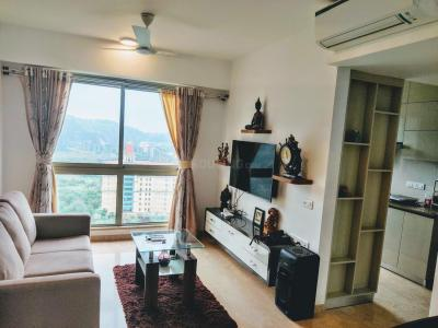 Gallery Cover Image of 625 Sq.ft 1 RK Apartment for rent in Hiranandani Maple A B and C Wing, Powai for 70000