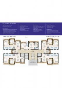 Gallery Cover Image of 850 Sq.ft 2 BHK Apartment for buy in Vikhroli East for 12100000