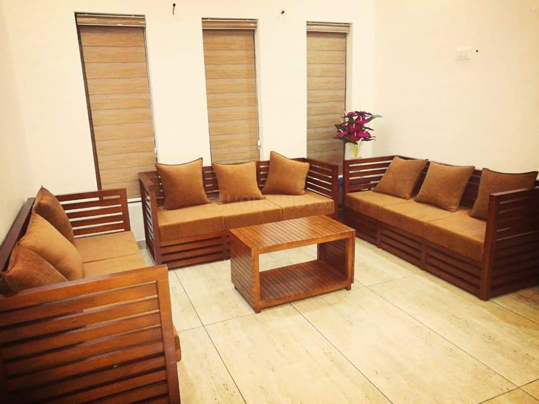 Living Room Image of 830 Sq.ft 2 BHK Independent House for buy in Press Colony for 4750000