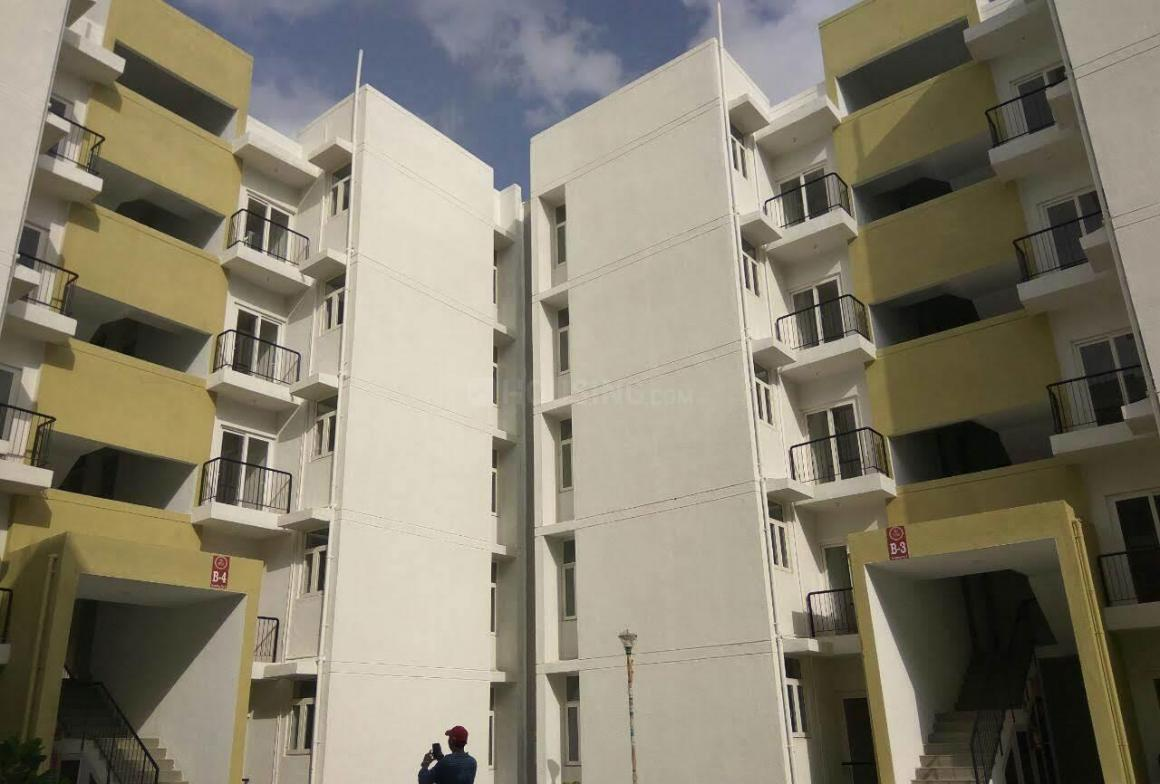 Building Image of 369 Sq.ft 1 RK Apartment for rent in Boisar for 3000