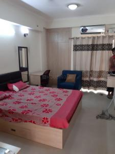 Gallery Cover Image of 495 Sq.ft 1 RK Apartment for rent in Supertech Ecociti, Sector 137 for 11000