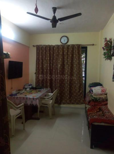 Living Room Image of 600 Sq.ft 1 BHK Independent House for rent in Kamothe for 9000