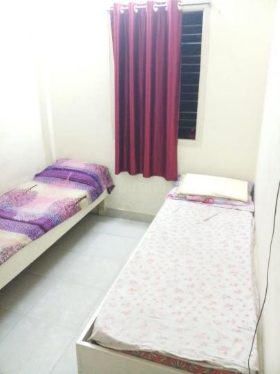 कुमारस्वामी लेआउट में इंसता रूम्स पीजी में बेडरूम की तस्वीर
