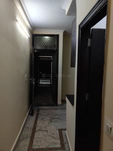Gallery Cover Image of 500 Sq.ft 1 BHK Independent Floor for rent in Singh Govindpuri - 1, Govindpuri for 7500