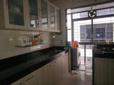 Gallery Cover Image of 1400 Sq.ft 2 BHK Apartment for rent in Kopar Khairane for 43000