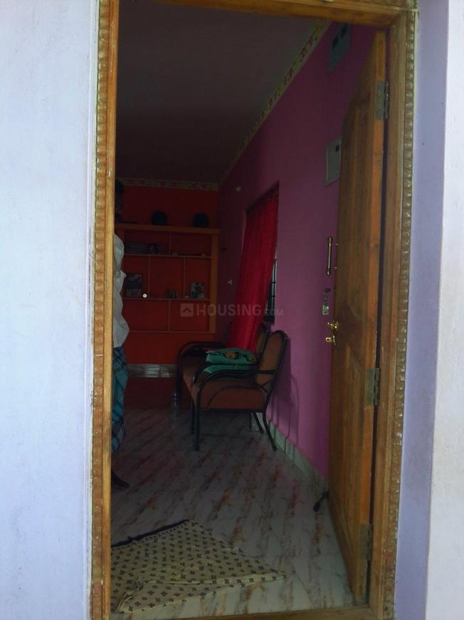 Main Entrance Image of 930 Sq.ft 2 BHK Independent House for buy in Bharathi Nagar for 2600000
