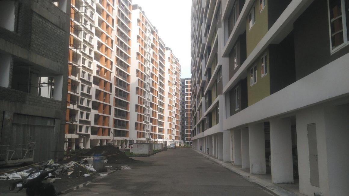 Building Image of 1200 Sq.ft 2 BHK Apartment for rent in Mambakkam for 11000