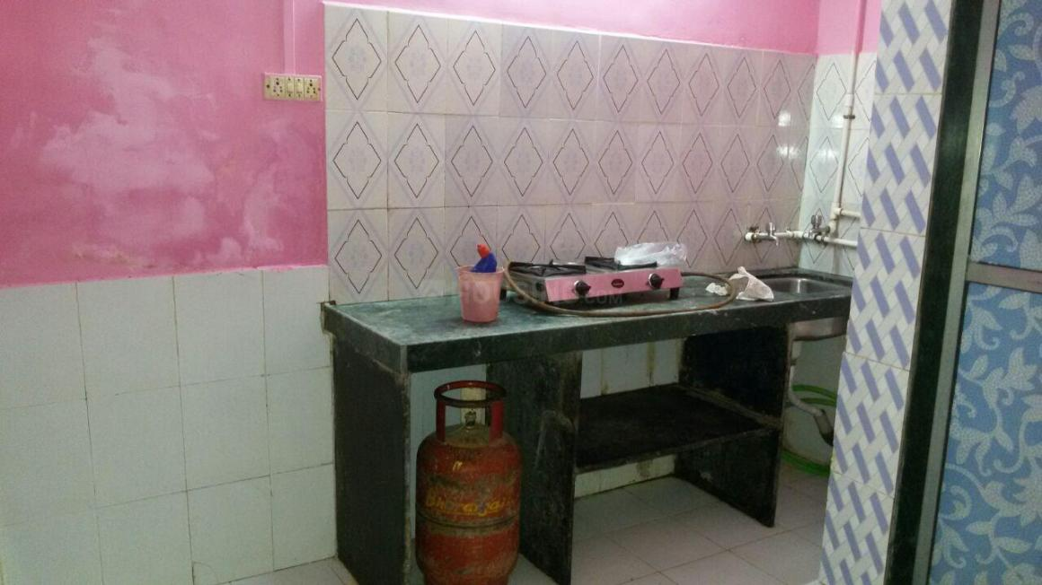 Kitchen Image of 200 Sq.ft 1 BHK Independent House for buy in Santacruz East for 3200000