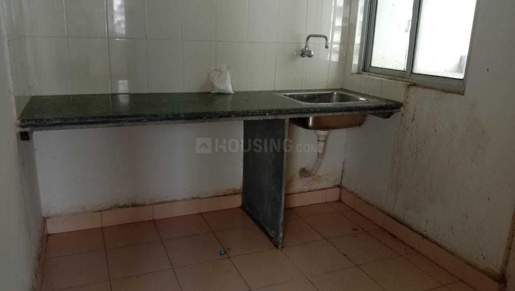 Kitchen Image of 1101 Sq.ft 2 BHK Apartment for rent in Sodepur for 14000