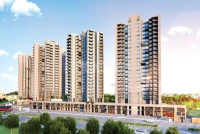 Gallery Cover Image of 1655 Sq.ft 3 BHK Apartment for buy in Venkatesh Skydale Phase 2, Hingne Khurd for 17500000