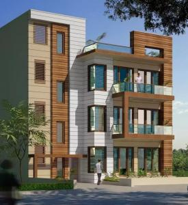 Gallery Cover Image of 925 Sq.ft 2 BHK Independent Floor for buy in Unitech South City II, Sector 49 for 7400000