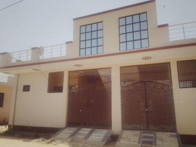 Gallery Cover Image of 1050 Sq.ft 3 BHK Independent House for buy in Wave City for 3500000