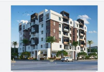 Gallery Cover Image of 1335 Sq.ft 2 BHK Apartment for buy in Mahathi Jaswitha Cyber Connect, Kondapur for 7625750