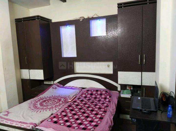 अहिंसा खंड में यादव पीजी में बेडरूम की तस्वीर